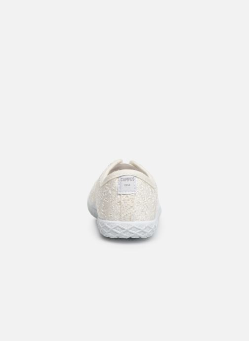 Trainers Chicco Cardiff White view from the right
