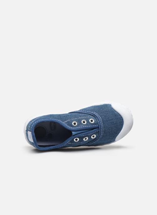 Sneakers Chicco Cardiff Azzurro immagine sinistra