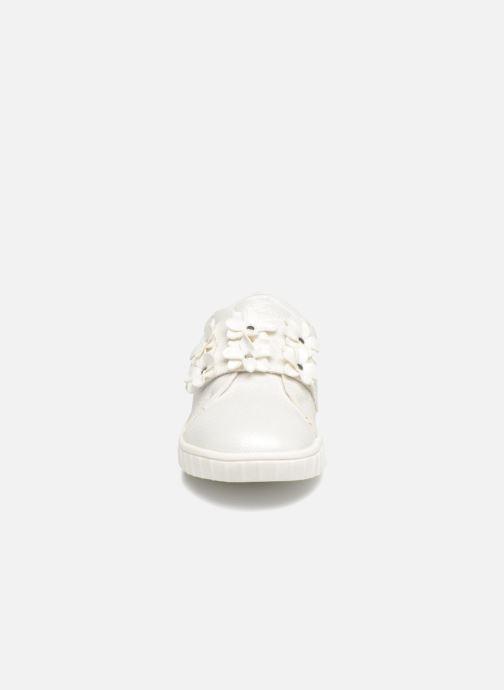 Baskets Chicco Claudette Blanc vue portées chaussures
