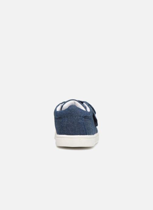 Sneakers Chicco Claudette Azzurro immagine destra