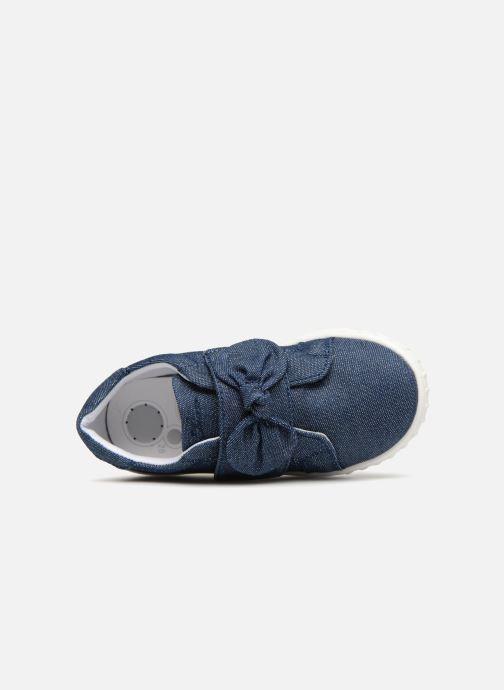 Sneakers Chicco Claudette Azzurro immagine sinistra