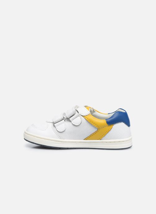 Sneakers Chicco Canoa Wit voorkant