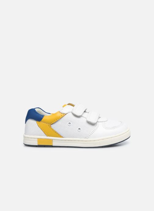 Sneakers Chicco Canoa Wit achterkant