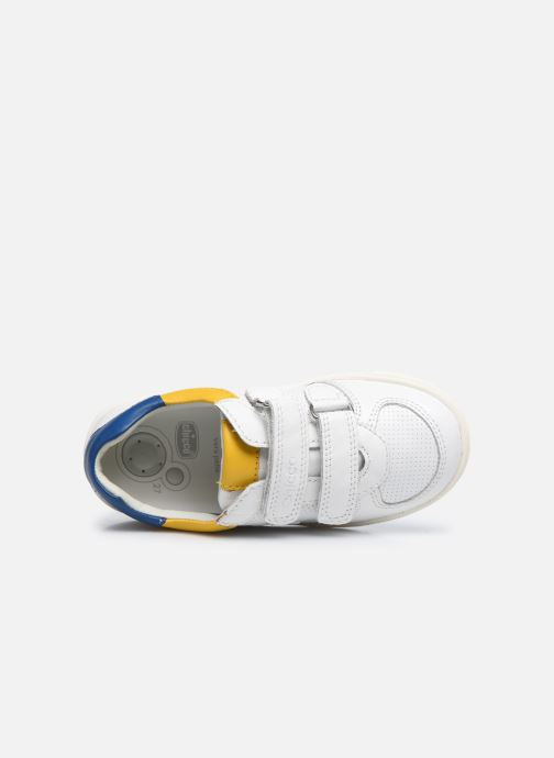 Sneakers Chicco Canoa Wit links