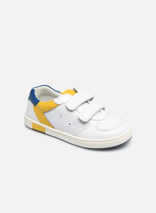 Sneakers Chicco Canoa Wit detail