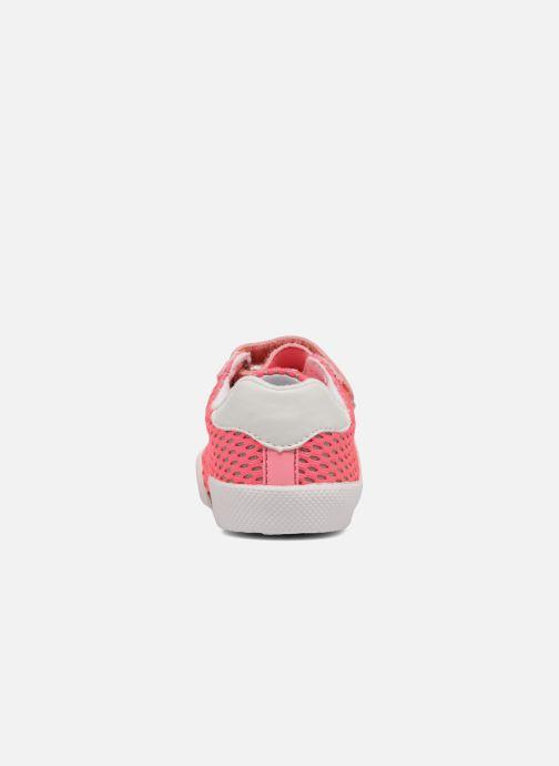 Baskets Chicco Golden Rose vue droite