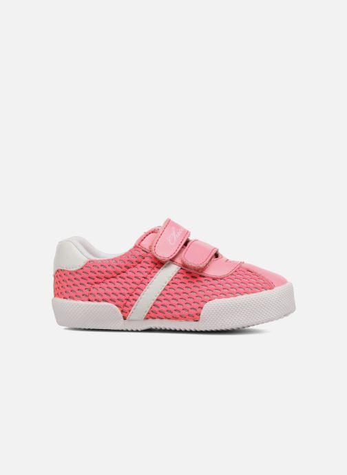 Sneakers Chicco Golden Rosa immagine posteriore