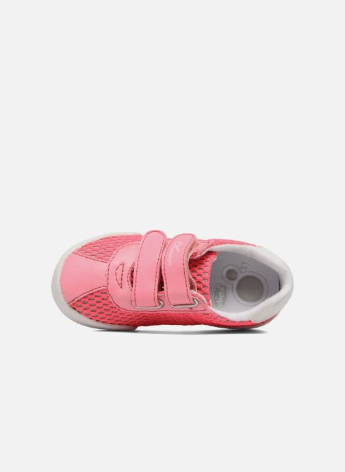 Sneakers Chicco Golden Rosa immagine sinistra