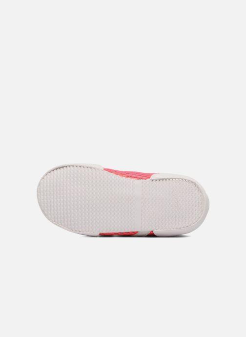 Sneakers Chicco Golden Rosa immagine dall'alto