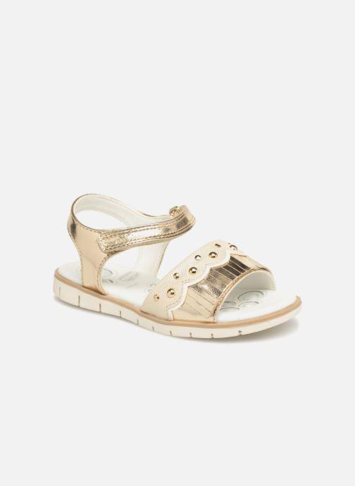 Sandales et nu-pieds Chicco Corinne Or et bronze vue détail/paire