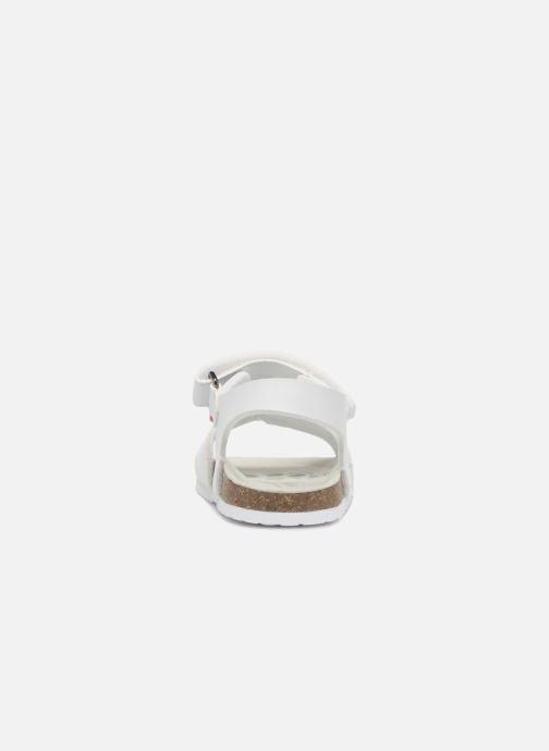 Sandali e scarpe aperte Chicco Hamelia Bianco immagine destra