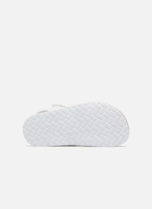 Sandales et nu-pieds Chicco Hamelia Blanc vue haut