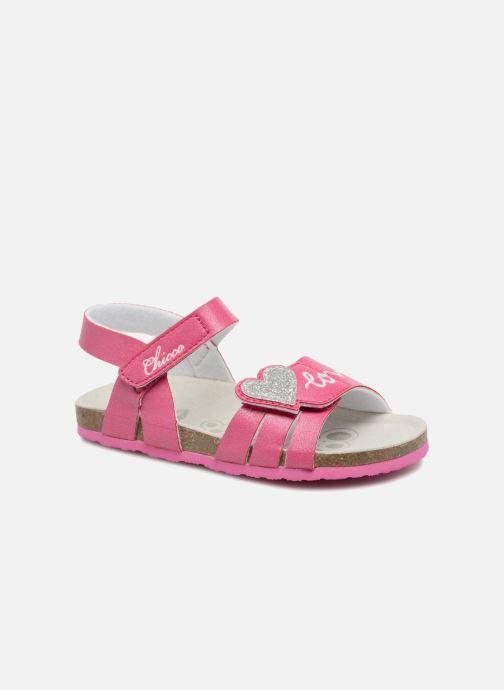 Sandales et nu-pieds Chicco Hella Rose vue détail/paire