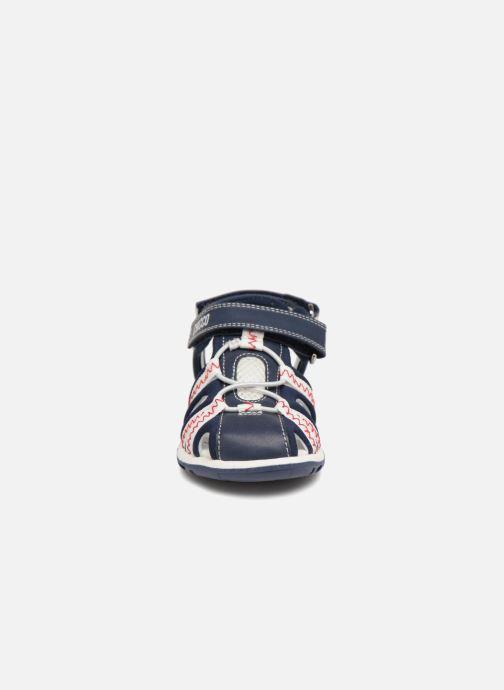 Sandales et nu-pieds Chicco Calimero Bleu vue portées chaussures