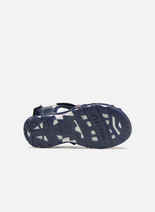 Sandali e scarpe aperte Chicco Calimero Azzurro immagine dall'alto