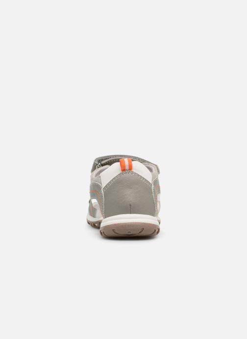 Sandales et nu-pieds Chicco Cargo Gris vue droite