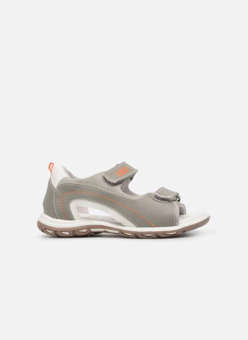 Sandales et nu-pieds Chicco Cargo Gris vue derrière