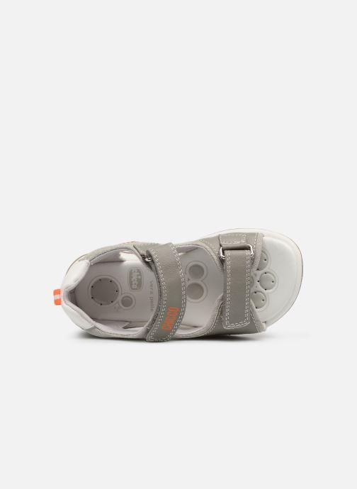 Sandales et nu-pieds Chicco Cargo Gris vue gauche