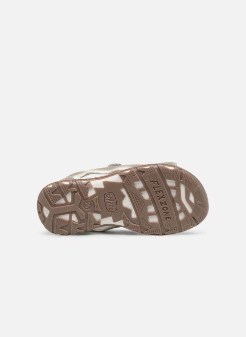 Sandales et nu-pieds Chicco Cargo Gris vue haut