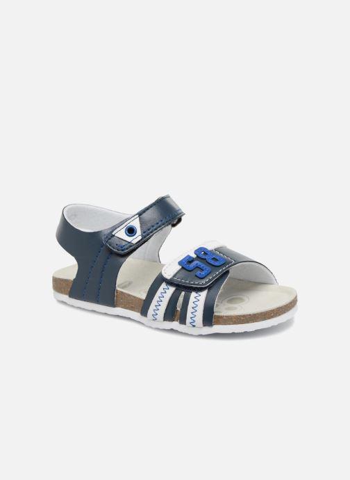Sandalen Chicco Hedo blau detaillierte ansicht/modell