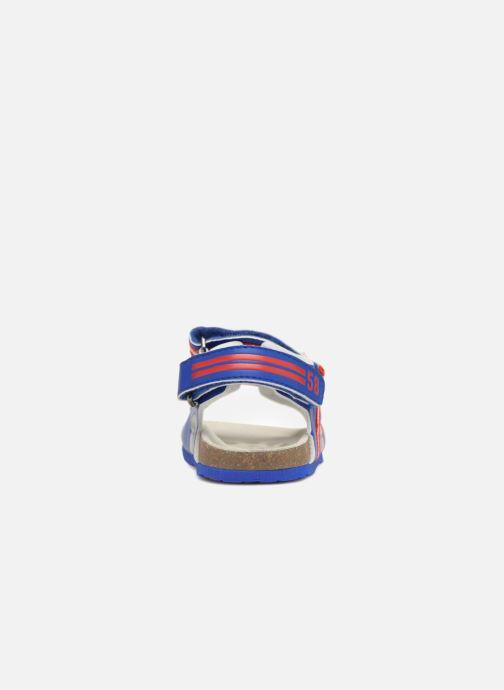Sandales et nu-pieds Chicco Hettore Bleu vue droite