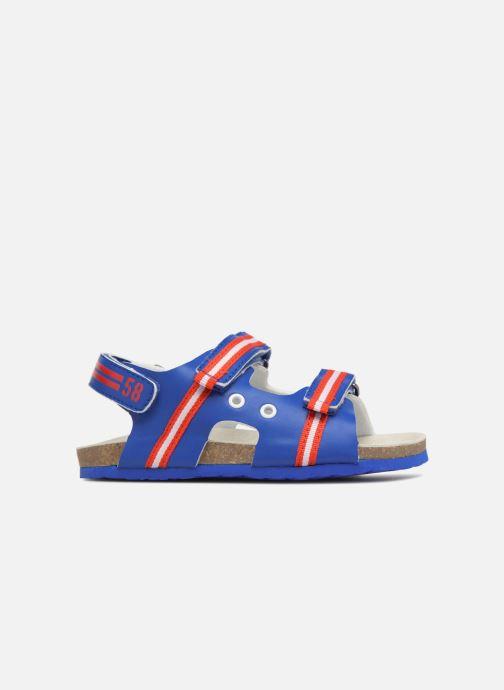 Sandales et nu-pieds Chicco Hettore Bleu vue derrière