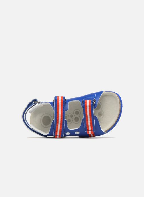 Sandales et nu-pieds Chicco Hettore Bleu vue gauche