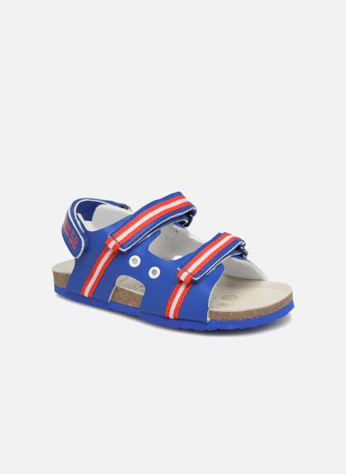 Sandales et nu-pieds Chicco Hettore Bleu vue détail/paire
