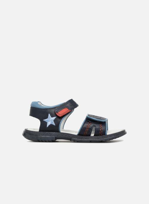 Sandali e scarpe aperte Chicco Cefalu Azzurro immagine posteriore