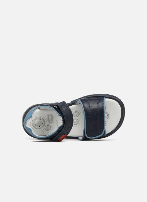 Sandales et nu-pieds Chicco Cefalu Bleu vue gauche