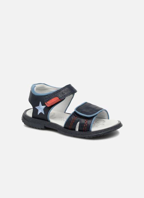 Sandales et nu-pieds Chicco Cefalu Bleu vue détail/paire