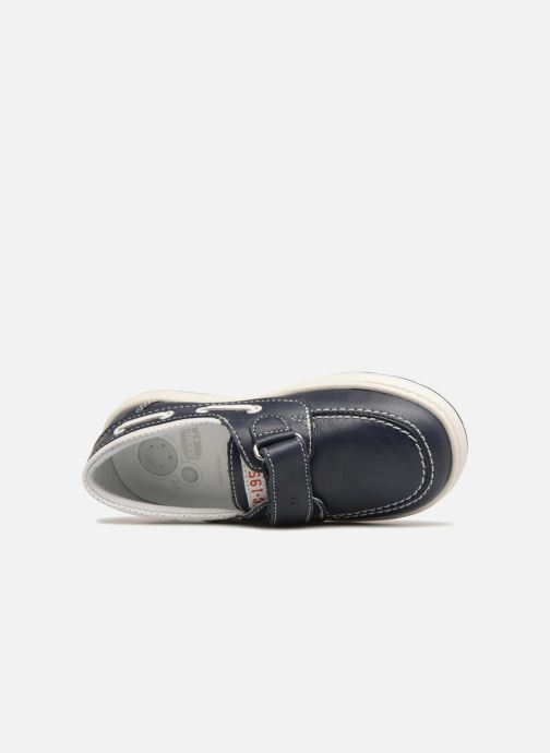 Chaussures à scratch Chicco Canapino Bleu vue gauche