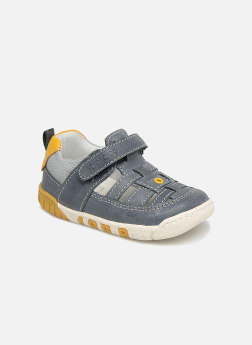 Sommersko Chicco Grim Grå detaljeret billede af skoene