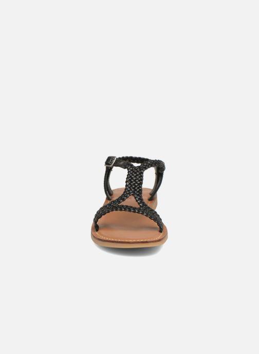 Sandalen Adolie Lazar Mimi schwarz schuhe getragen