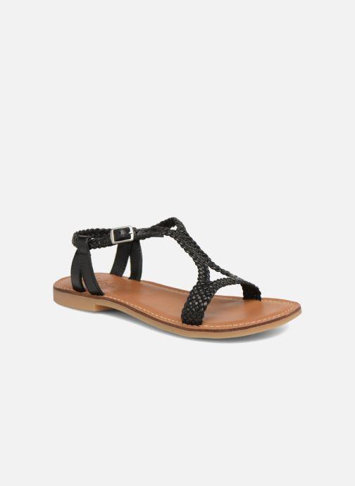 Sandales et nu-pieds Adolie Lazar Mimi Noir vue détail/paire