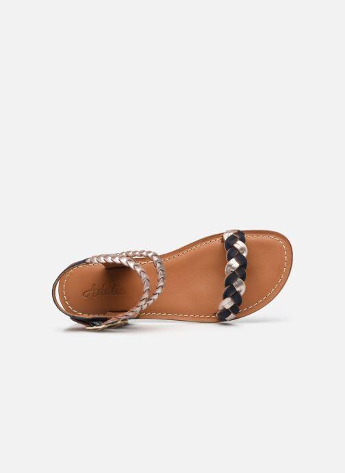 Sandali e scarpe aperte Adolie Lazar Wowo Azzurro immagine sinistra