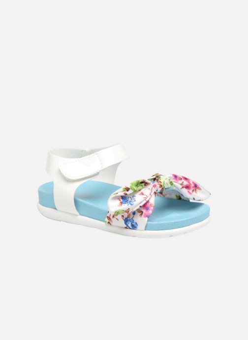 Sandals Be Only Agathea Blue detailed view/ Pair view