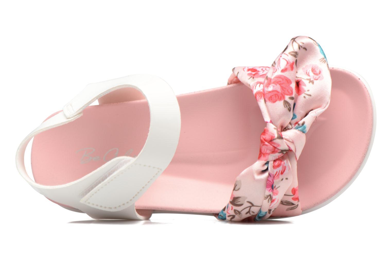 Sandales et nu-pieds Be Only Agathea Rose vue gauche