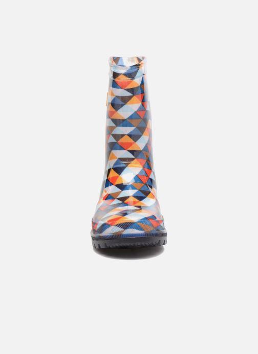 Botas Be only Mosaiki Flash Multicolor vista del modelo