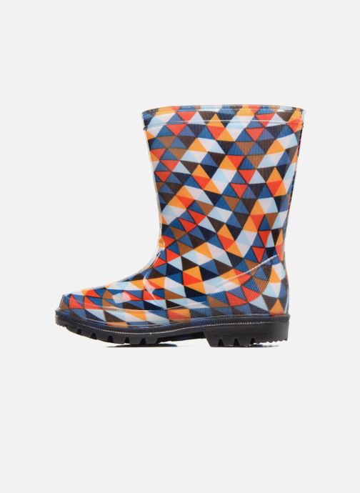 Bottes Be Only Mosaiki Flash Multicolore vue face