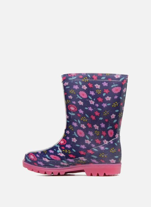 Bottes Be Only Lilas Glitters Flash Violet vue face