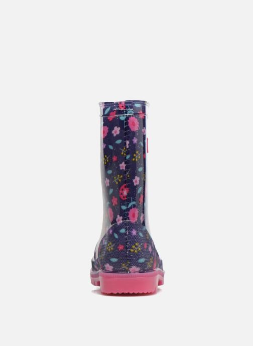 Bottes Be Only Lilas Glitters Flash Violet vue droite