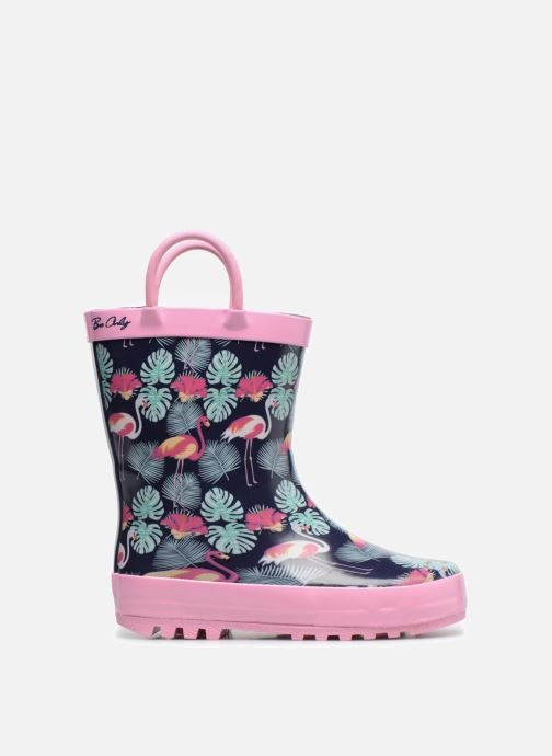 Boots & wellies Be Only Tropico Blue back view