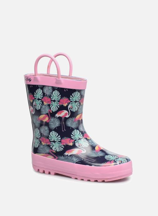Boots & wellies Be Only Tropico Blue detailed view/ Pair view