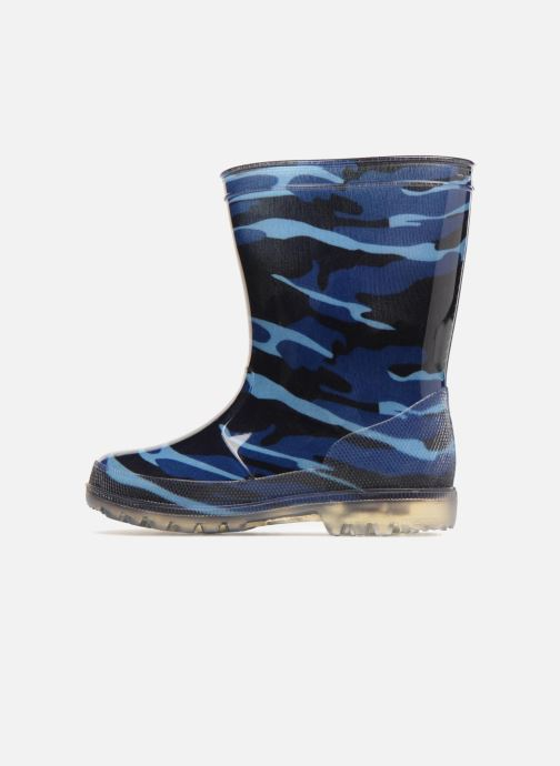 Boots & wellies Be Only Army Blue Flash Blue front view