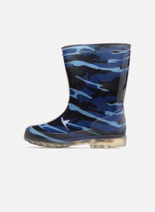 Laarzen Be Only Army Blue Flash Blauw voorkant