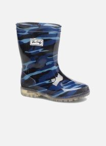 Bottes Enfant Army Blue Flash