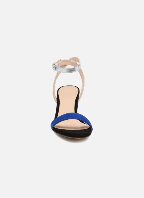 Sandales et nu-pieds Unisa Ordino Noir vue portées chaussures