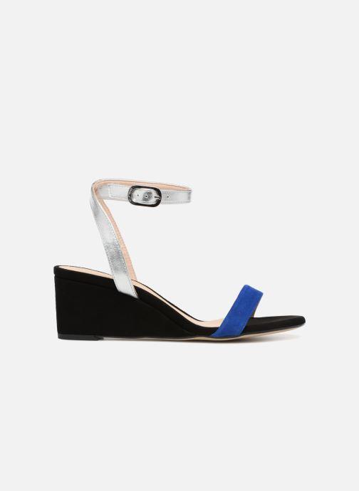 Sandales et nu-pieds Unisa Ordino Noir vue derrière
