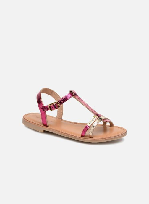 Sandales et nu-pieds Les Tropéziennes par M Belarbi Bada Argent vue détail/paire